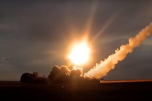 Nga công bố Buk-M2K và Pantsir-S bắn rụng 22 tên lửa Israel trong đêm
