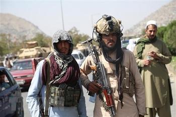 Cuộc thảo luận về việc thành lập chính phủ Afghanistan mới đã kết thúc