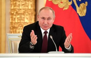 Tổng thống Putin: Nga dẫn đầu thế giới trong lĩnh vực máy bay chiến đấu