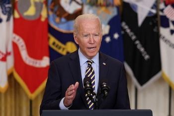 Tổng thống Mỹ họp báo tại Nhà Trắng về tình hình Afghanistan