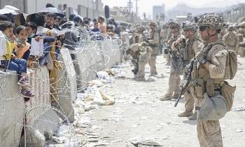 Xảy ra đọ súng trong sân bay quốc tế Kabul, ghi nhận có thương vong