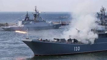 Hạm đội Biển Đen Nga chuẩn bị tiếp nhận tàu tuần tra Viktor Đại đế