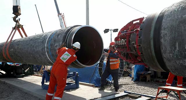 Nga công bố thời điểm hoàn thành dự án Nord Stream 2