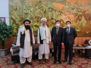 Phó thủ lĩnh Taliban và Đại sứ Trung Quốc đã gặp nhau tại Kabul