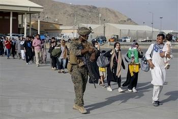 Mỹ bắt đầu đưa binh sỹ rời Afghanistan, chiến dịch sơ tán gấp rút bước vào tuần cuối cùng