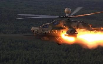 Trực thăng tấn công của Nga sẽ được trang bị tên lửa siêu 'khủng'