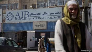 Kho bạc Afghanistan chỉ còn 1,6 tỷ USD, nền kinh tế có thể sụp đổ