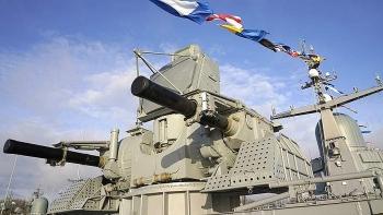 Hải quân Nga dùng tổ hợp Pantsir-M bắn hạ tên lửa chống tăng Kornet