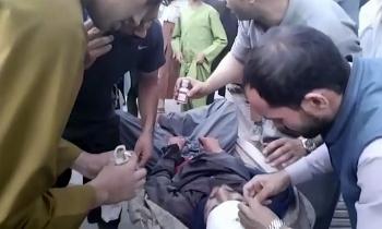 Thủ đô Kabul lại tiếp tục rung chuyển sau vụ đánh bom kép