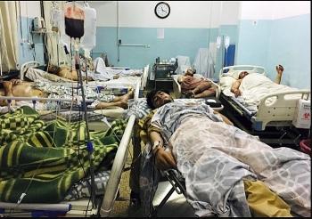 Báo Nga: IS được Taliban tiếp tay tấn công ở Kabul