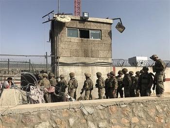 Toàn bộ sân bay ở Afghanistan được Taliban lập tháp canh