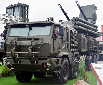 Bộ trưởng Sergei Shoigu nói gì về sức mạnh của tổ hợp Pantsir-SM?