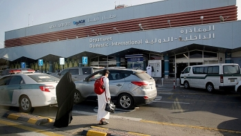 Sân bay của Saudi Arabia bị tấn công bằng máy bay không người lái
