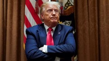 Trump đang hứng chịu sự phản đối chưa từng có trong lịch sử Đảng Cộng hòa