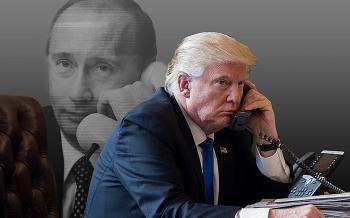"""Hé lộ về cuộc gọi nhỡ của ông Putin khiến Tổng thống Trump nổi đóa, """"quát vào mặt"""" cố vấn"""