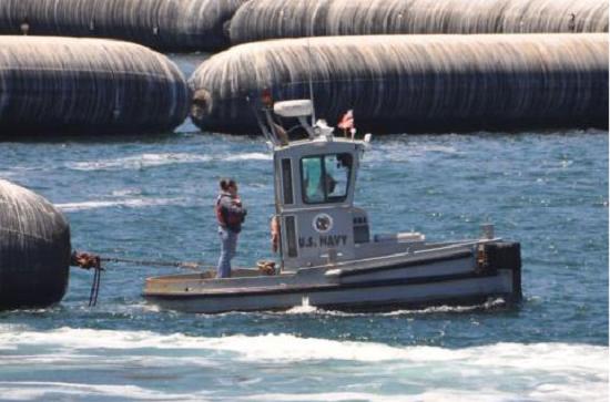 Tàu kéo siêu mini bí ẩn của Hải quân Mỹ đâm chìm tàu ngầm hạt nhân