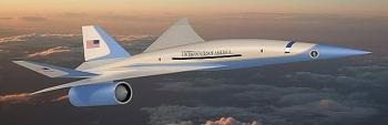Kế hoạch phát triển Không lực Một siêu thanh của Lầu Năm Góc có yêu cầu gì đặc biệt?