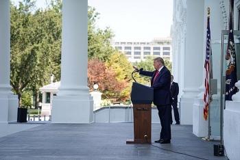 Tổng thống Trump dùng lời lẽ gay gắt chỉ trích ông Biden, một mực đòi đối thủ bầu cử phải xin lỗi