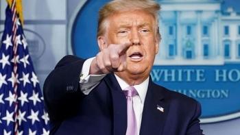 Ông Trump cam kết sẽ thưởng cho các công ty Mỹ ngừng kinh doanh tại Trung Quốc