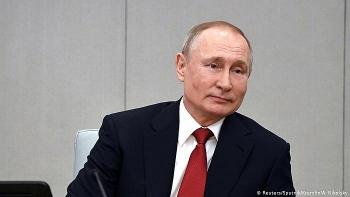 Tổng thống Putin bất ngờ hủy cuộc đối thoại thường niên với người dân không rõ nguyên do