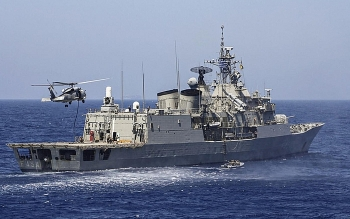 Mỹ tham vọng cho ra đời tàu chiến không người lái lớn nhất thế giới