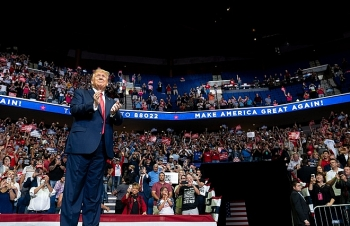 Tổng thống Trump dự kiến sẽ không vận động tranh cử ngoài trời
