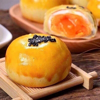 Cách làm bánh trung thu Đài Loan thơm ngon bất bại