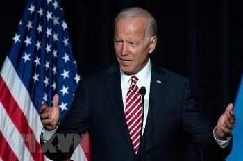 Ông Biden: Tổng thống mới sẽ lựa chọn thẩm phán để Thượng viện xem xét