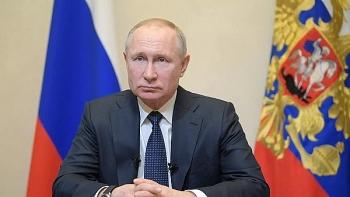 Tổng thống Putin khoe Nga có hệ thống vũ khí chiến lược vượt trội đối thủ