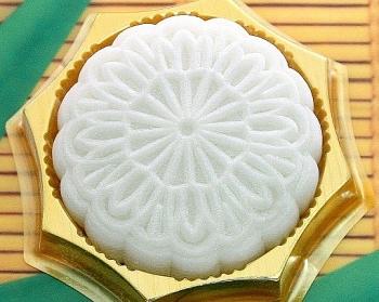 Cách làm bánh trung thu nhân khoai môn dẻo ngọt mát, thơm bùi