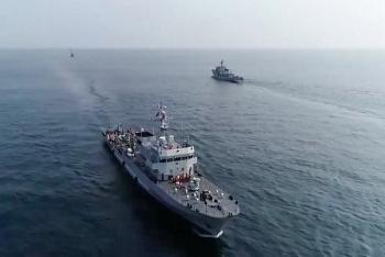 Trung Quốc đột ngột thông báo hủy tập trận ngoài vịnh Bắc Bộ trong 2 ngày