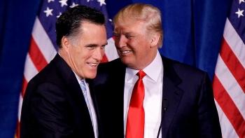 Phe Cộng hòa bất ngờ thể hiện sự đoàn kết với Tổng thống Trump