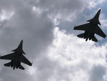 """""""Hổ mang chúa"""" 50 triệu USD của Nga bất ngờ rơi, nghi bị bắn khi đang tập trận"""
