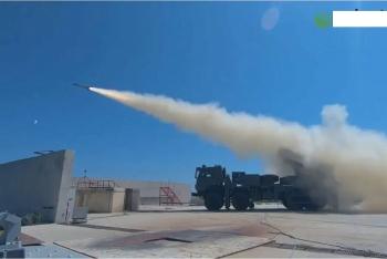 Thổ Nhĩ Kỳ thử nghiệm tên lửa dẫn đường bằng laser mới