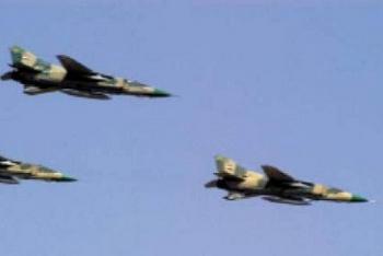 Chiến đấu cơ Nga dội hỏa lực, tiêu diệt các hang ổ của khủng bố IS