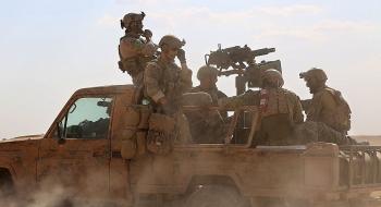 Rộ thông tin binh sĩ Hoa Kỳ rời khỏi Syria, Lầu Năm Góc nói gì?