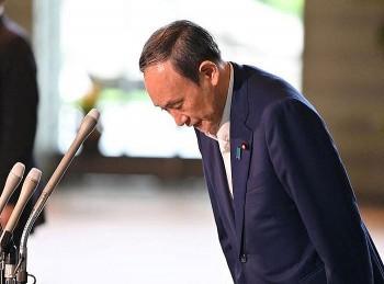 Thủ tướng Nhật Bản tuyên bố không tranh cử chức Chủ tịch đảng cầm quyền