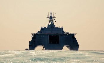 Cận cảnh tàu tác chiến ven bờ hiện đại bậc nhất của Hải quân Hoa Kỳ