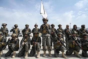 Bí ẩn lực lượng đặc nhiệm giữ vai trò then chốt trong chiến thắng của Taliban