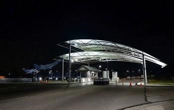Hoa Kỳ phong tỏa căn cứ không quân ở Ohio trong đêm