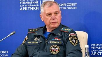 Tổng thống Putin bổ nhiệm quyền Bộ trưởng Bộ Tình trạng Khẩn cấp Nga
