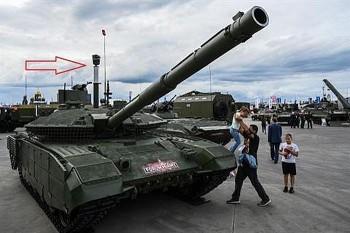 Báo Hoa Kỳ thừa nhận sức mạnh vượt trội của tăng chủ lực trong thiết giáp Nga