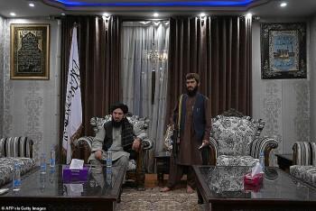 Dinh thự xa hoa của cựu phó tổng thống Afghanistan trở thành nơi ở của 150 tay súng Taliban