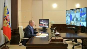 Tổng thống Putin: Bỏ phiếu điện tử bầu đại biểu Duma Quốc gia vẫn an toàn