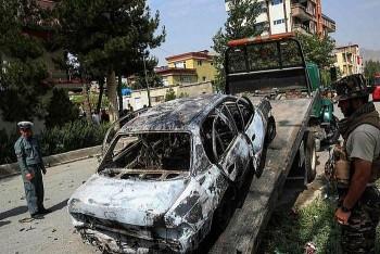 Thủ đô Kabul của Afghanistan rung chuyển bởi vụ tấn công rocket