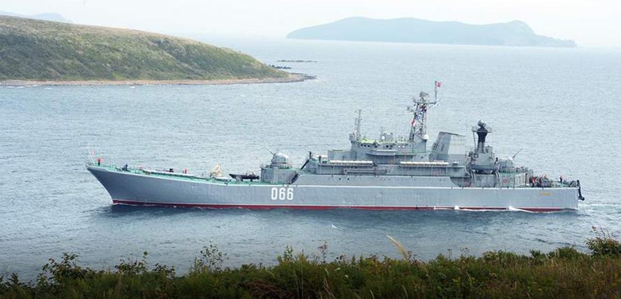 Hải quân Nga lập đội công binh chuyên triển khai căn cứ dã chiến vùng bờ biển