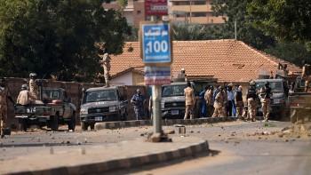 Chính quyền quân sự Sudan bắt giữ 40 sĩ quan âm mưu đảo chính