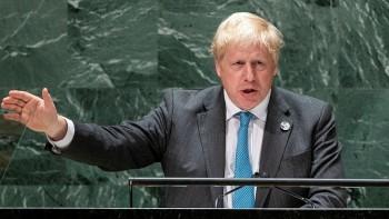 Thủ tướng Anh điện đàm Tổng thống Pháp để hàn gắn quan hệ sau thương vụ tàu ngầm