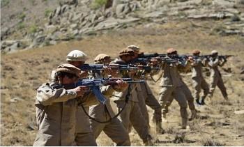 Quân kháng chiến Afghanistan tập hợp cựu quan chức tìm cách lập chính phủ lưu vong