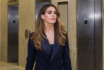 Nữ cố vấn xinh đẹp luôn sát cánh bên Tổng thống Trump nhiễm COVID-19